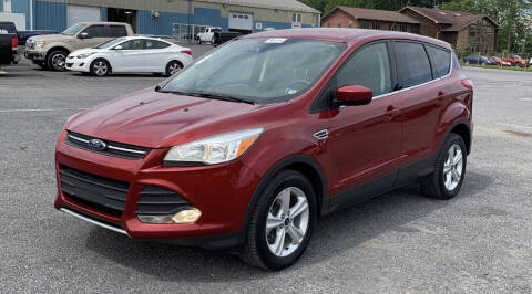 2015 Ford Escape for sale at Father & Sons Auto Sales in Leeds NY