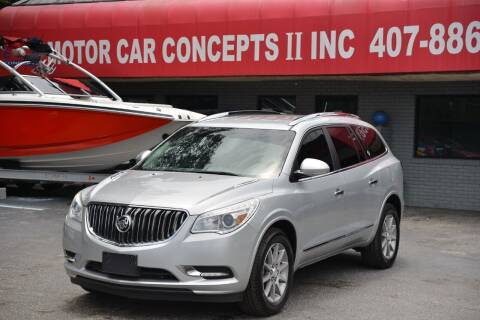 2015 Buick Enclave for sale at Motor Car Concepts II - Kirkman Location in Orlando FL
