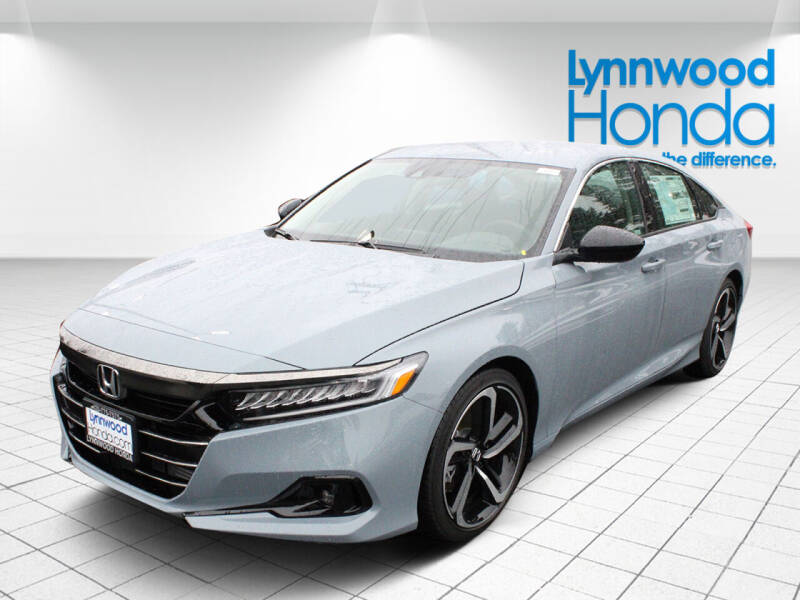 2021 Honda Accord for sale in Edmonds, WA
