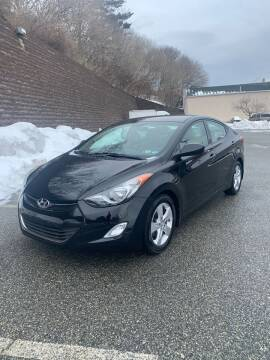 2013 Hyundai Elantra for sale at ARS Affordable Auto in Norristown PA