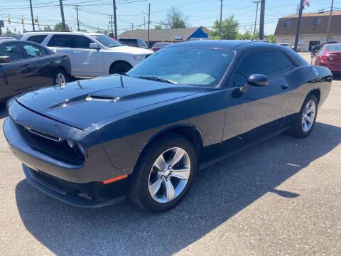 2016 Dodge Challenger for sale at M-97 Auto Dealer in Roseville MI