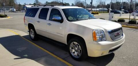 2009 GMC Yukon XL for sale at RVA Automotive Group in North Chesterfield VA