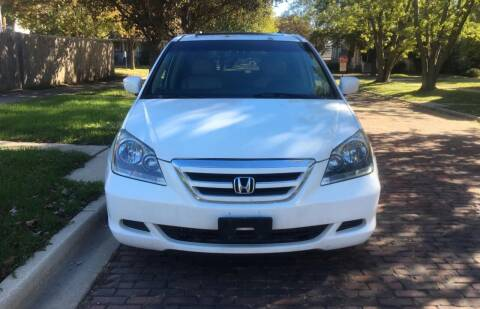 2007 Honda Odyssey for sale at RIVER AUTO SALES CORP in Maywood IL