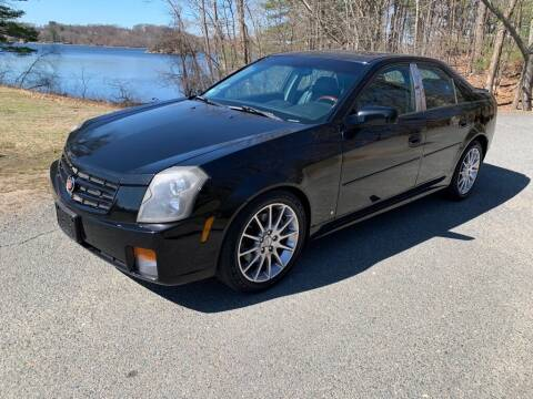 2007 Cadillac CTS for sale at Elite Pre-Owned Auto in Peabody MA