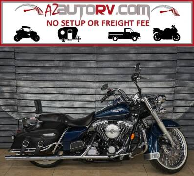 1998 Harley-Davidson Road King for sale at AZautorv.com in Mesa AZ