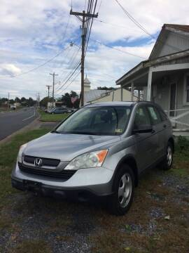 2007 Honda CR-V for sale at Village Auto Center INC in Harrisonburg VA
