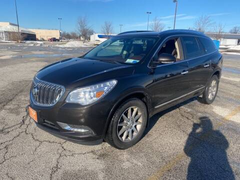 2014 Buick Enclave for sale at TKP Auto Sales in Eastlake OH