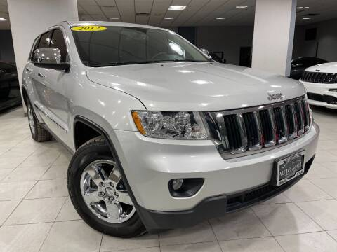 2012 Jeep Grand Cherokee for sale at Auto Mall of Springfield in Springfield IL
