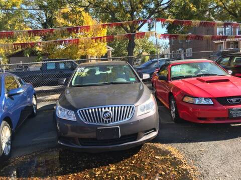 2012 Buick LaCrosse for sale at Chambers Auto Sales LLC in Trenton NJ