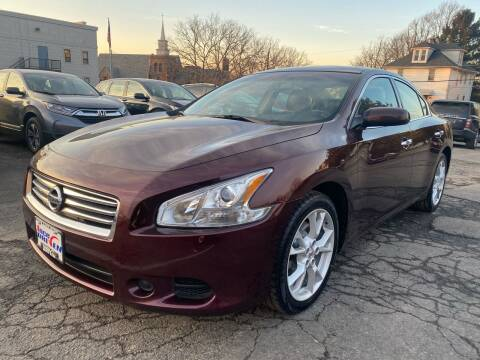 2014 Nissan Maxima for sale at 1NCE DRIVEN in Easton PA