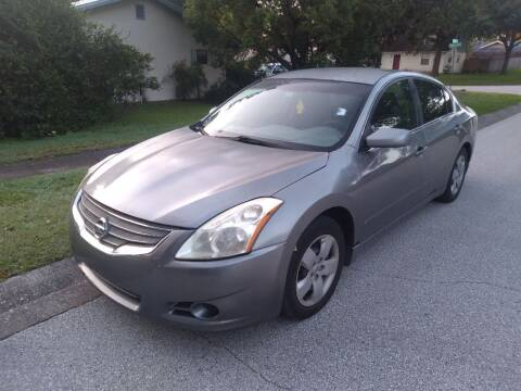 2008 Nissan Altima for sale at Low Price Auto Sales LLC in Palm Harbor FL