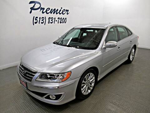 2011 Hyundai Azera for sale at Premier Automotive Group in Milford OH