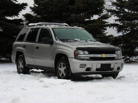 2006 Chevrolet TrailBlazer for sale at NY AUTO SALES in Omaha NE