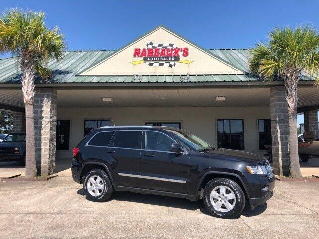 2011 Jeep Grand Cherokee for sale at Rabeaux's Auto Sales in Lafayette LA