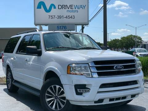 2015 Ford Expedition EL for sale at Driveway Motors in Virginia Beach VA