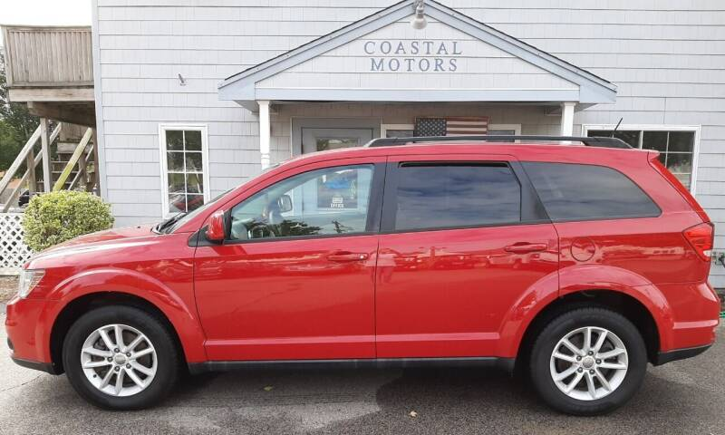 2013 Dodge Journey for sale at Coastal Motors in Buzzards Bay MA