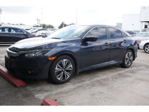 2018 Honda Civic for sale at BAYWAY Certified Pre-Owned in Houston TX