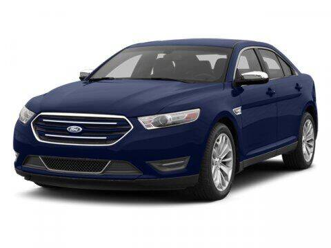 2014 Ford Taurus for sale at Clay Maxey Ford of Harrison in Harrison AR