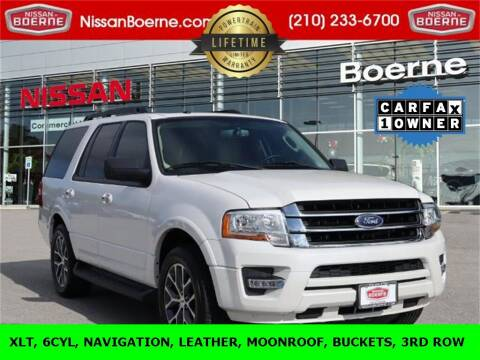 2017 Ford Expedition for sale at Nissan of Boerne in Boerne TX
