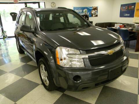 2009 Chevrolet Equinox for sale at Lindenwood Auto Center in Saint Louis MO