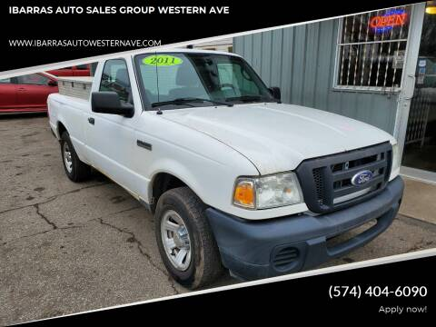 2011 Ford Ranger for sale at IBARRAS AUTO SALES GROUP WESTERN AVE in South Bend IN