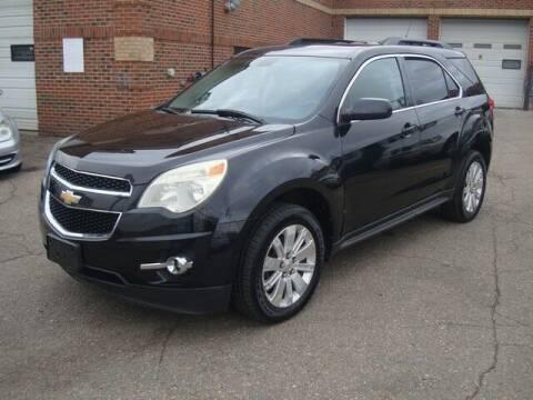 2011 Chevrolet Equinox for sale at MOTORAMA INC in Detroit MI