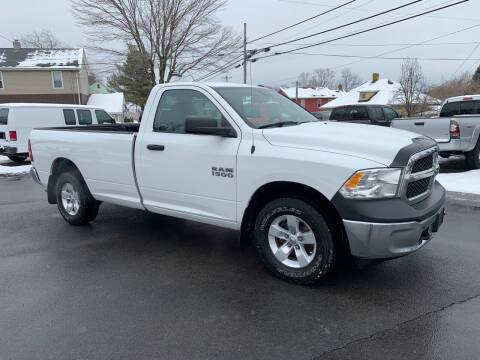 2015 RAM Ram Pickup 1500 for sale at Twin Rocks Auto Sales LLC in Uniontown PA
