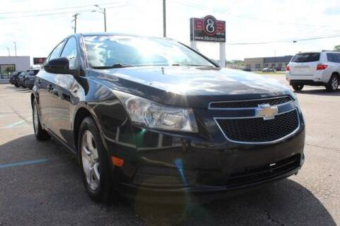 2011 Chevrolet Cruze for sale at B & B Car Co Inc. in Clinton Township MI