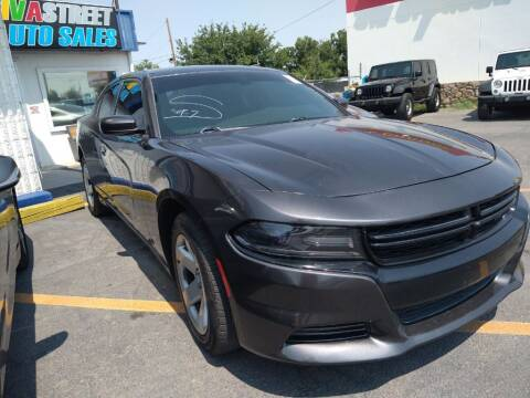 2016 Dodge Charger for sale at VIVASTREET AUTO SALES LLC - VivaStreet Auto Sales in Socorro TX