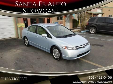 2006 Honda Civic for sale at Santa Fe Auto Showcase in Santa Fe NM