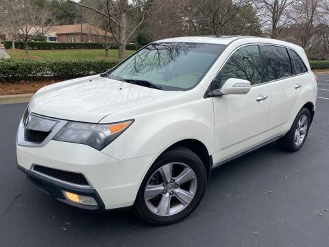 2013 Acura MDX for sale at Import Performance Sales in Raleigh NC