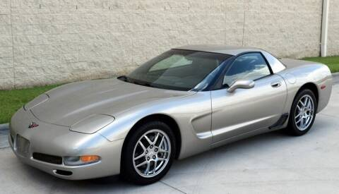 2000 Chevrolet Corvette for sale at Raleigh Auto Inc. in Raleigh NC
