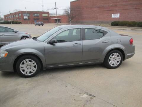 2012 Dodge Avenger for sale at 3A Auto Sales in Carbondale IL