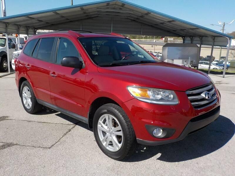 2012 Hyundai Santa Fe for sale at C & C MOTORS in Chattanooga TN