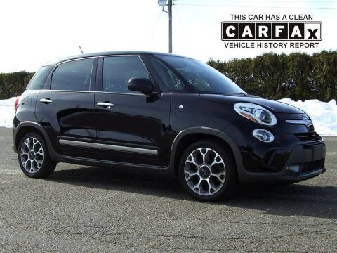 2014 FIAT 500L for sale at Atlantic Car Company in East Windsor CT