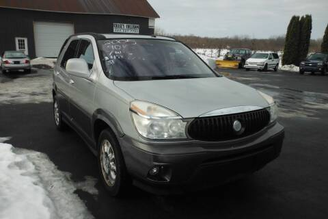 2005 Buick Rendezvous for sale at Vicki Brouwer Autos Inc. in North Rose NY