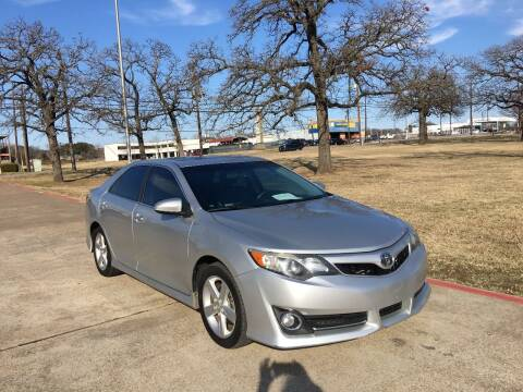 2014 Toyota Camry for sale at RP AUTO SALES & LEASING in Arlington TX