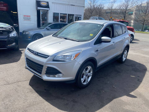 2016 Ford Escape for sale at Vuolo Auto Sales in North Haven CT