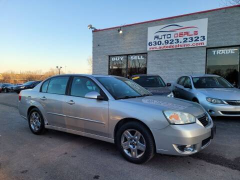 2007 Chevrolet Malibu for sale at Auto Deals in Roselle IL