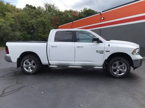 2019 RAM Ram Pickup 1500 Classic for sale at BORGES AUTO CENTER, INC. in Taunton MA