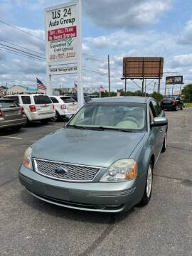 2007 Ford Five Hundred for sale at US 24 Auto Group in Redford MI
