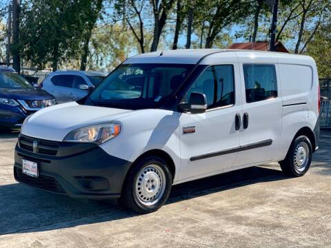 2016 RAM ProMaster City Cargo for sale at USA Car Sales in Houston TX