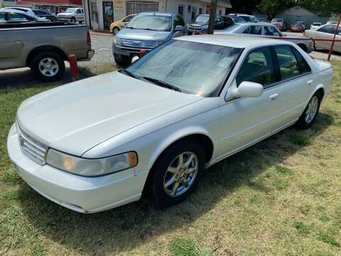 2000 Cadillac Seville for sale at Cash Car Outlet in Mckinney TX