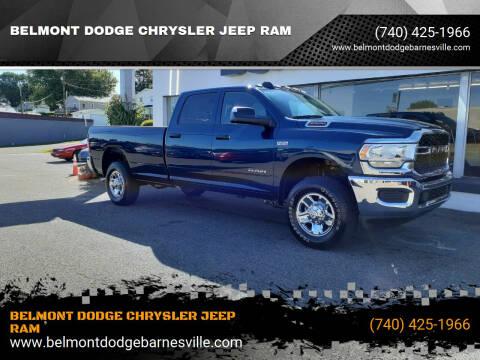 2022 RAM Ram Pickup 2500 for sale at BELMONT DODGE CHRYSLER JEEP RAM in Barnesville OH