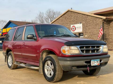 1998 Ford Explorer for sale at Big Man Motors in Farmington MN