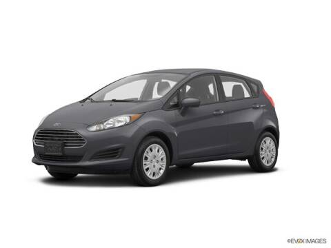 2017 Ford Fiesta for sale at Ken Wilson Ford in Canton NC