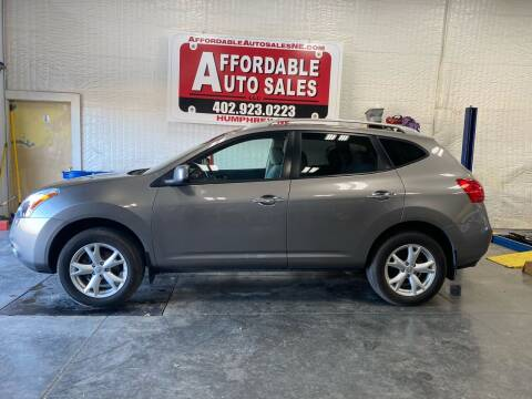 2010 Nissan Rogue for sale at Affordable Auto Sales in Humphrey NE