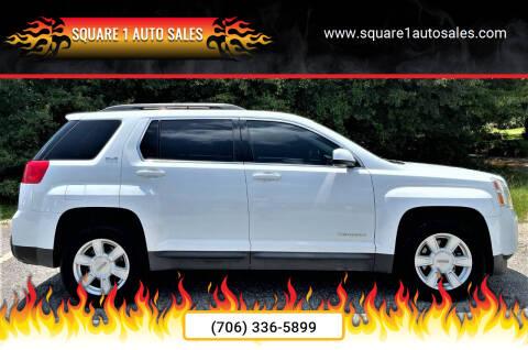 2013 GMC Terrain for sale at Square 1 Auto Sales - Commerce in Commerce GA