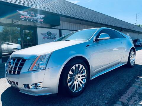 2014 Cadillac CTS for sale at Xtreme Motors Inc. in Indianapolis IN