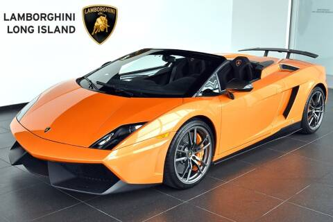 2011 Lamborghini Gallardo for sale at Bespoke Motor Group in Jericho NY